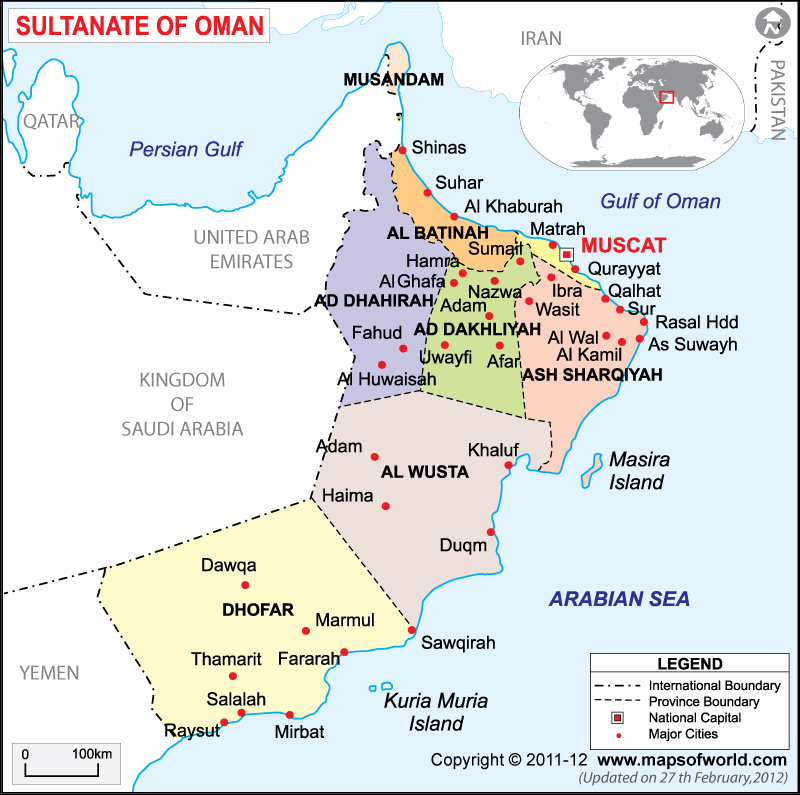 oman-political-map