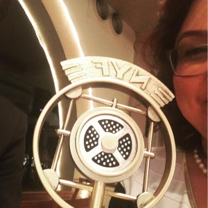 Roya Karimi Majd takes Gold Trophy at the prestigious NY Festival's World's Best Radio Programs Awards