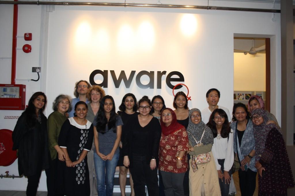 group aware
